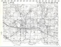 Map Image 001, Sherburne County 1972